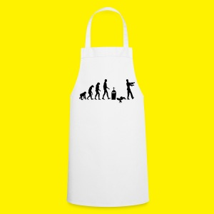 Evolution of zombies - Cooking Apron