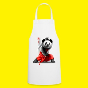 Panda warrior - Cooking Apron