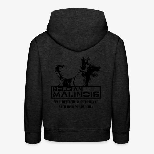 Belgian Malinois - Kinder Premium Hoodie