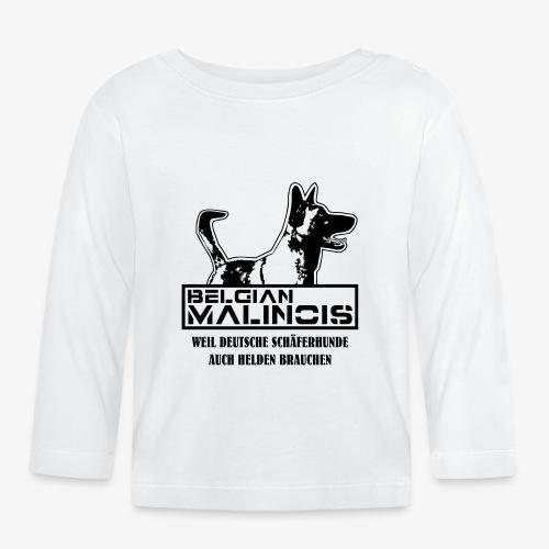 Belgian Malinois - Baby Langarmshirt