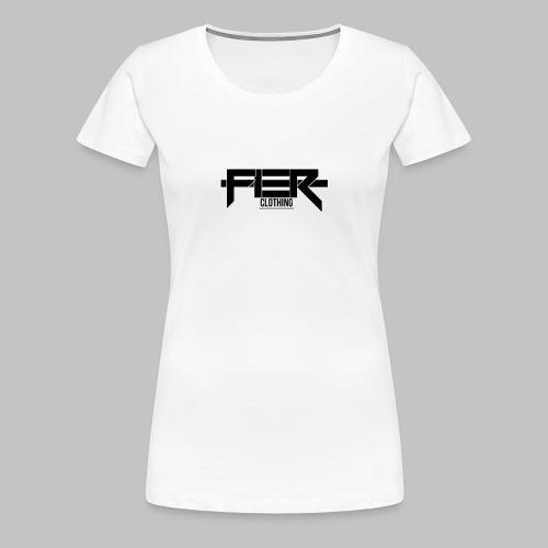 Fier.clothing - Männer Pullover Russell - Frauen Premium T-Shirt
