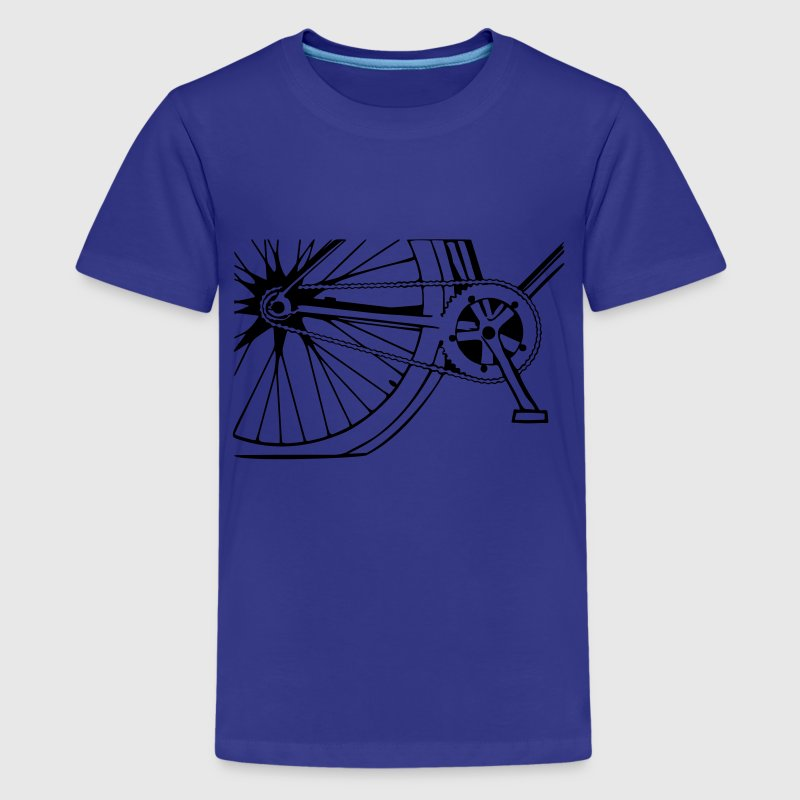 Fahrrad Shirts - Teenage Premium T-Shirt