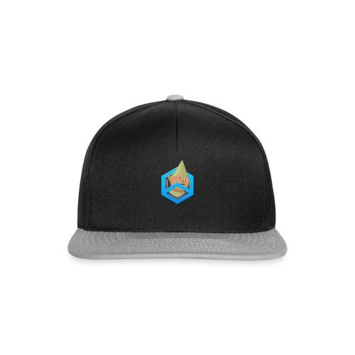 black w/ featured logo - Snapback Cap