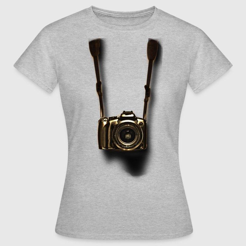 Photocamera - Dame-T-shirt