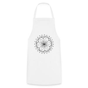 Lotus Mandala - Cooking Apron