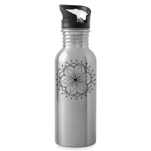 Lotus Mandala - Water Bottle