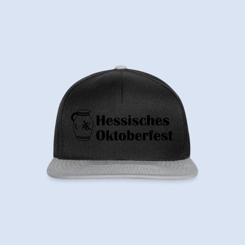 Frankfurter Oktoberfest - Wiesn auf Hessisch - Snapback Cap