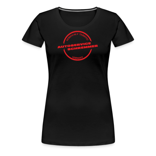 Seriously - Frauen Premium T-Shirt