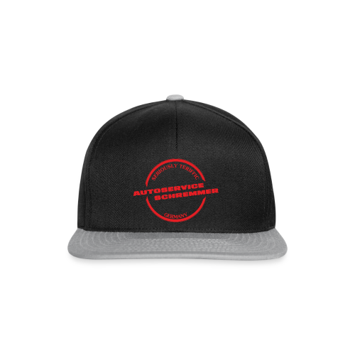 Seriously - Snapback Cap