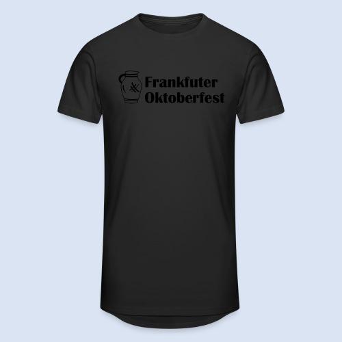 Frankfurter Oktoberfest - Wiesn auf Hessisch - Männer Urban Longshirt