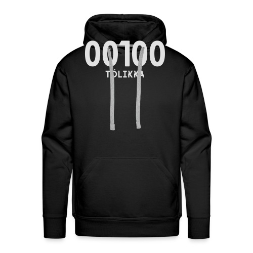 00100 TÖLIKKA - Miesten premium-huppari