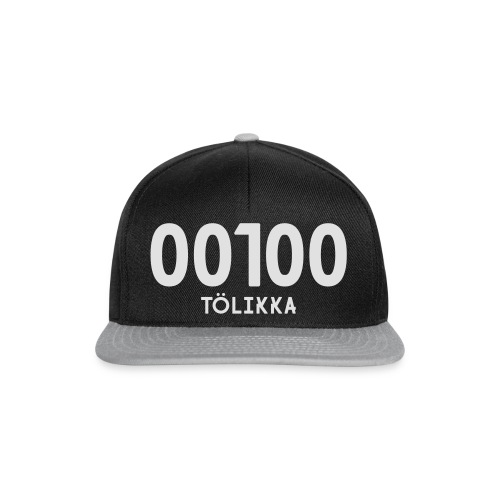 00100 TÖLIKKA - Snapback Cap