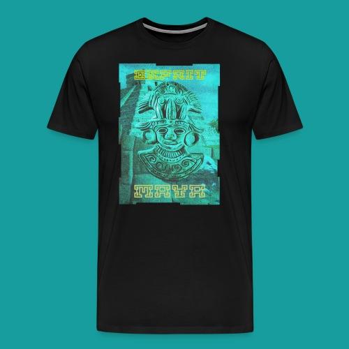 Esprit maya - T-shirt Premium Homme