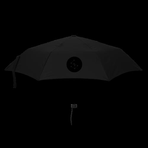 Lan Circle Man Shirt Black - Umbrella (small)