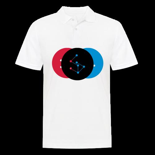 Lan Circle Woman Shirt - Men's Polo Shirt