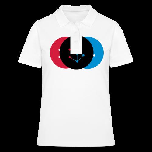 Lan Circle Woman Shirt - Women's Polo Shirt