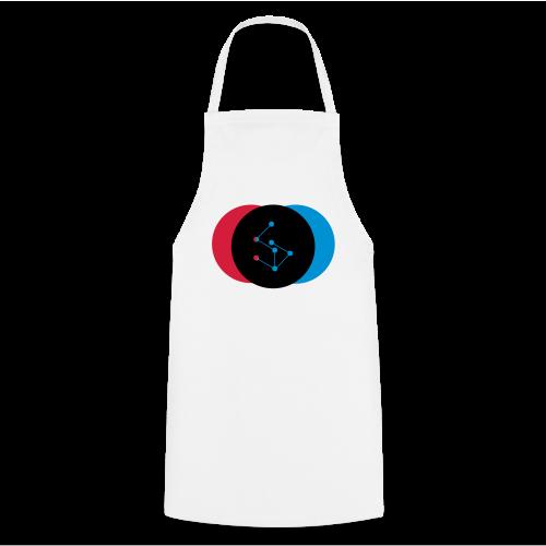 Lan Circle Woman Shirt - Cooking Apron