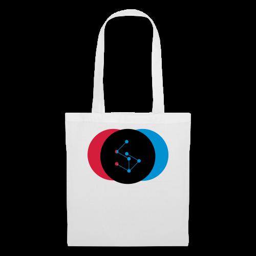 Lan Circle Woman Shirt - Tote Bag