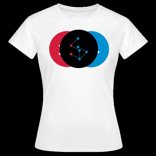 Lan Circle Woman Shirt - Women's T-Shirt