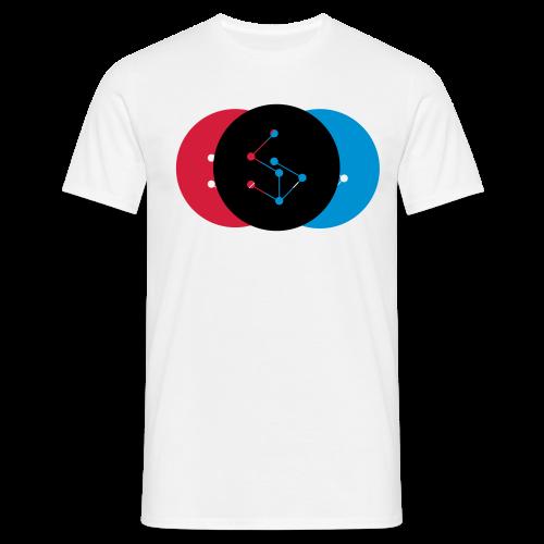 Lan Circle Woman Shirt - Men's T-Shirt