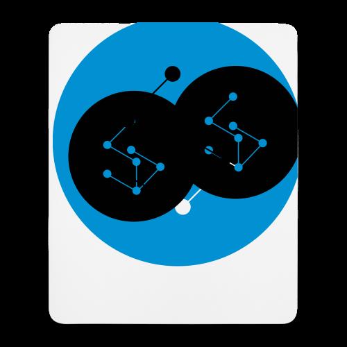 Lan Circle Hoodie - Mouse Pad (vertical)