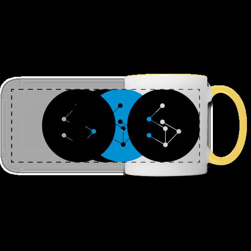 Lan Circle Hoodie - Panoramic Mug