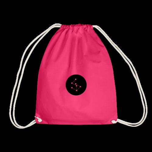 Lan Circle Hoodie - Drawstring Bag