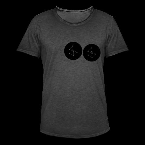Lan Circle Hoodie - Men's Vintage T-Shirt