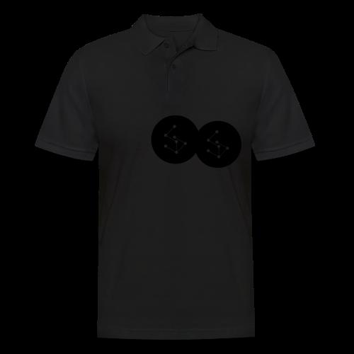 Lan Circle Hoodie - Men's Polo Shirt