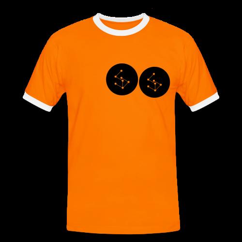 Lan Circle Hoodie - Men's Ringer Shirt