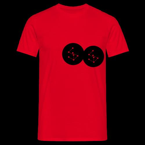 Lan Circle Hoodie - Men's T-Shirt
