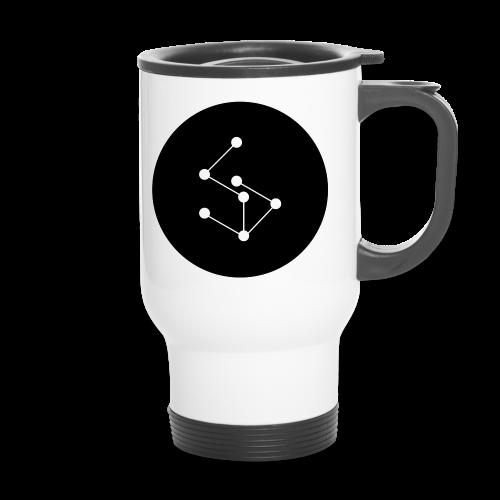 Lan Circle Hoodie - Travel Mug