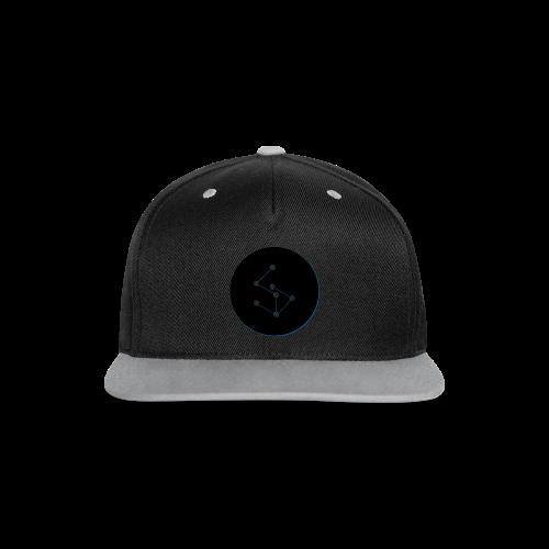 Lan Circle Hoodie - Contrast Snapback Cap