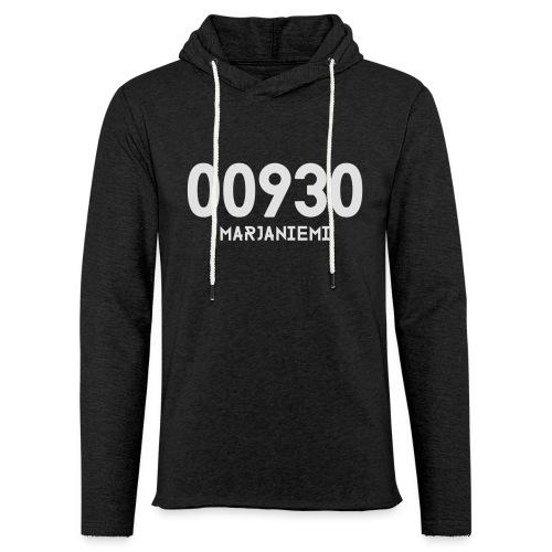 00930 MARJANIEMI - Kevyt unisex-huppari