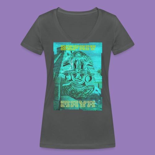 Esprit Maya - T-shirt bio col V Stanley & Stella Femme
