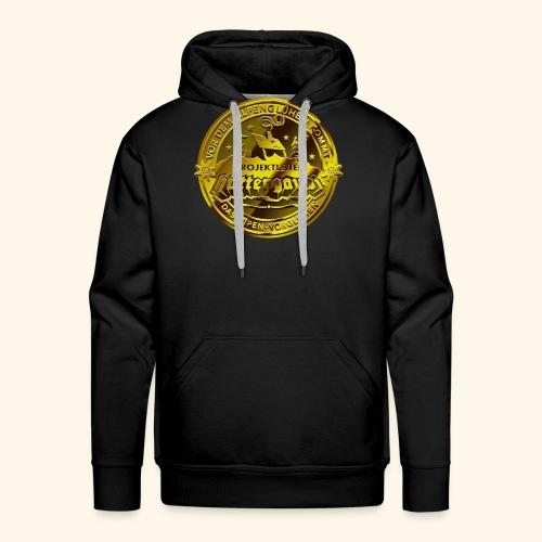 Projektleiter Hüttengaudi T-Shirts - Männer Premium Hoodie