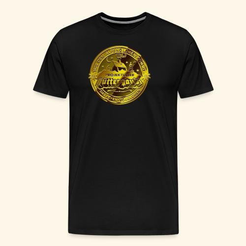 Projektleiter Hüttengaudi T-Shirts - Männer Premium T-Shirt