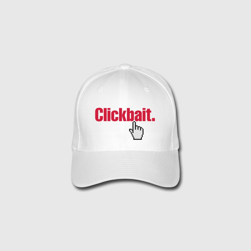 Clickbait. Caps & Hats - Flexfit Baseball Cap