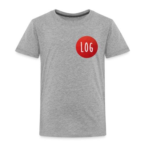 log - Kinder Premium T-Shirt
