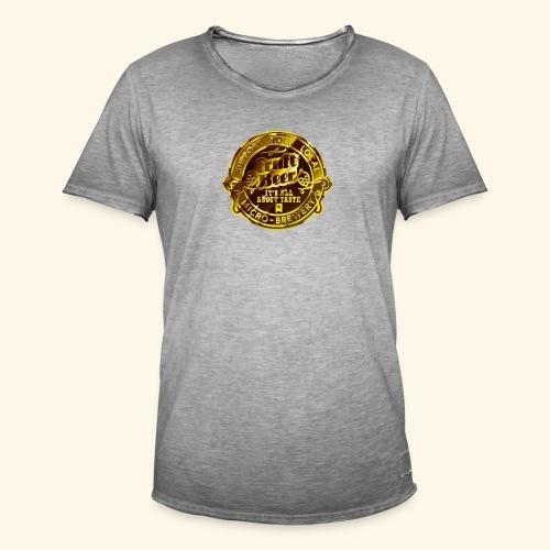 spassprediger.de presents: Craft Beer - Männer Vintage T-Shirt