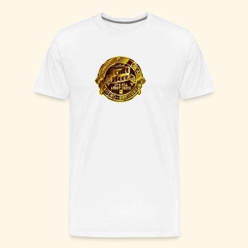 spassprediger.de presents: Craft Beer - Männer Premium T-Shirt