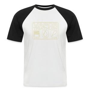 Vapor Triathlon - Männer Baseball-T-Shirt