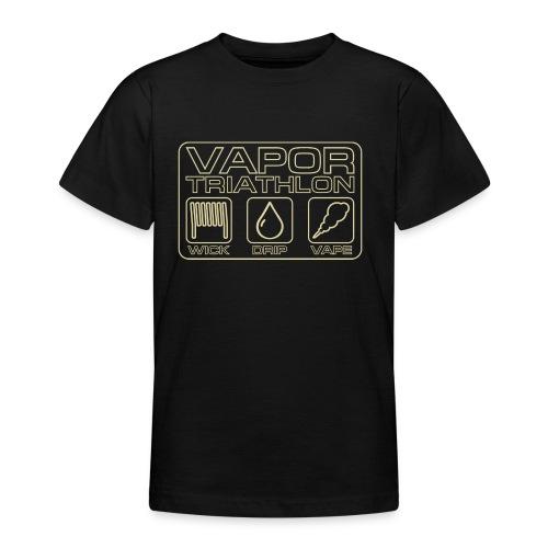Vapor Triathlon - Teenager T-Shirt