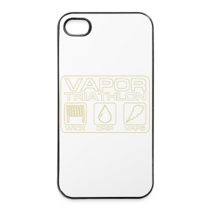Vapor Triathlon - iPhone 4/4s Hard Case