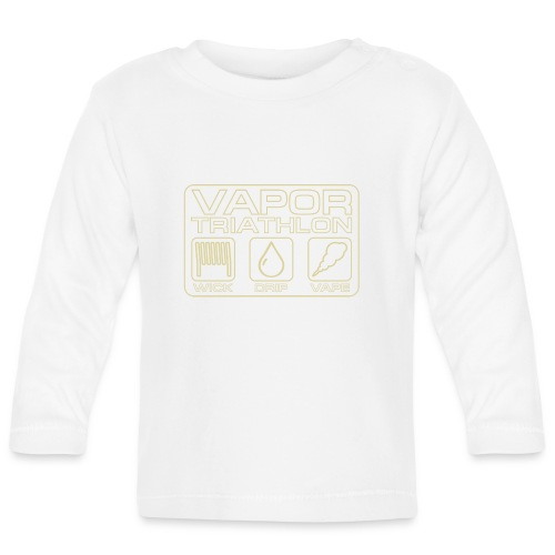 Vapor Triathlon - Baby Langarmshirt