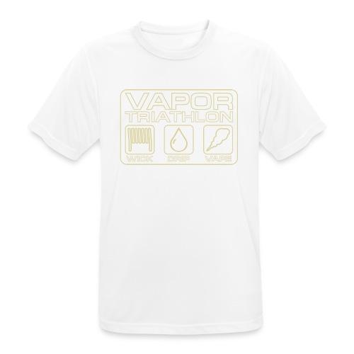 Vapor Triathlon - Männer T-Shirt atmungsaktiv