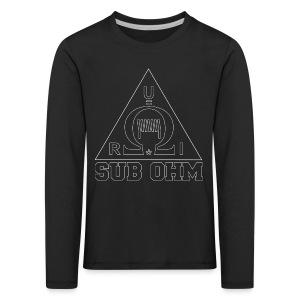 Sub Ohm - Kinder Premium Langarmshirt