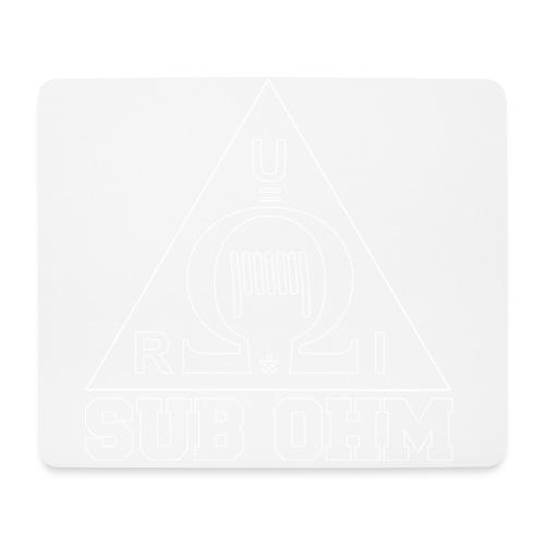 Sub Ohm - Mousepad (Querformat)