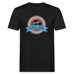 Classic Base 50/50 - Männer Bio-T-Shirt
