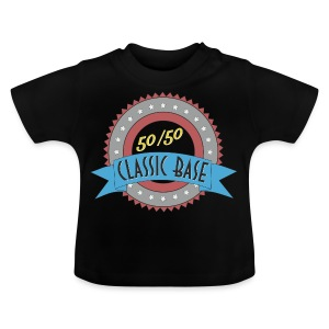 Classic Base 50/50 - Baby T-Shirt